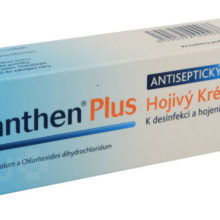 Bepanthen - BEPANTHEN PLUS 50MG/G+5MG/G krém 30G