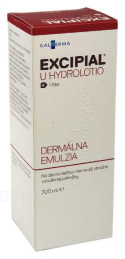 Excipial - EXCIPIAL U HYDROLOTIO 20MG/ML kožní podání EML 200ML