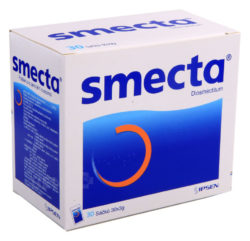 Smecta - SMECTA 3G perorální PLV SUS 30