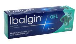 Ibalgin - IBALGIN 50MG/G gely 100G