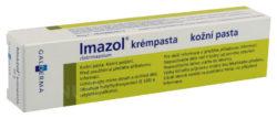 Imazol - IMAZOL KRÉMPASTA 10MG/G kožní podání PST 1X30G