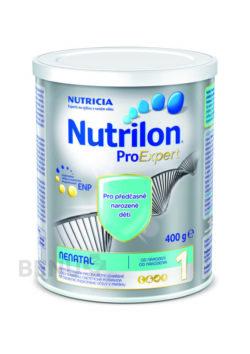 Nutrilon - NUTRILON 1 NENATAL perorální SOL 1X400G