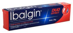 Ibalgin - IBALGIN DUO EFFECT 50MG/G+2MG/G krém 50G