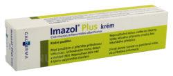 Imazol - IMAZOL PLUS 10MG/G+2