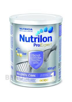 Nutrilon - NUTRILON 1 ALLERGY CARE perorální SOL 1X450G