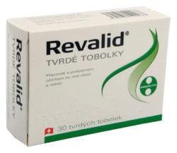 Revalid - REVALID tvrdé tobolky 30