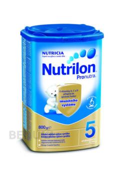 Nutrilon - Nutrilon 5 Pronutra 800g