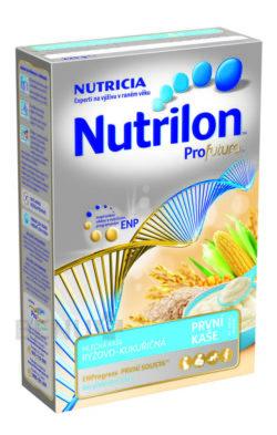 Nutrilon - Nutrilon kaše Profutura rýžovo-kukuř. 225g 4M