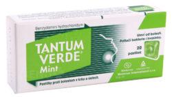 Tantum Verde - TANTUM VERDE MINT 3MG pastilka 20