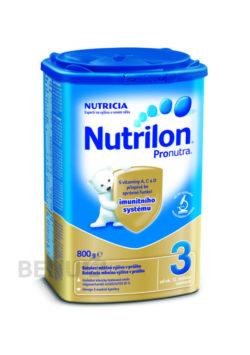 Nutrilon - Nutrilon 3 Pronutra 800g