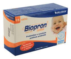 Valosun - Walmark Biopron JUNIOR 15 sáčků