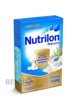 Nutrilon - Nutrilon kaše Pronutra ml. rýžová 225g