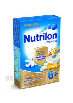 Nutrilon - Nutrilon kaše Pronutra ml. ovocná 225g 6M