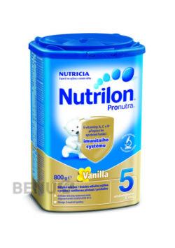 Nutrilon - Nutrilon 5 Pronutra Vanilla 800g