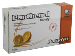 Simply You - PargaVit Panthenol tbl.30