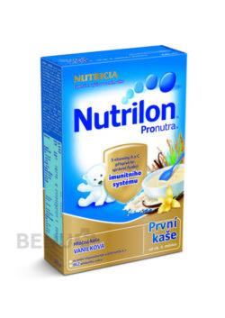 Nutrilon - Nutrilon kaše Pronutra mléčná vanilková 225g