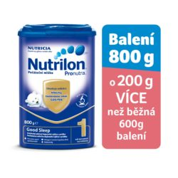 Nutrilon Pronutra 1 Good Sleep 800 g