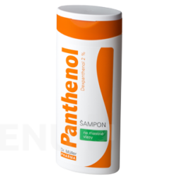Dr.Müller - Panthenol šampon na mastné vlasy 250ml (Dr.Müller)