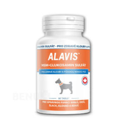 ALAVIS - Alavis MSM+Glukosamin sulfát tbl.60