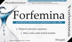 Forfemina - Forfemina přípravek na odvodnění těla tbl.30