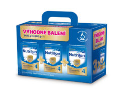 Nutrilon - Nutrilon 4 Pronutra 3x800g Výhodné balení