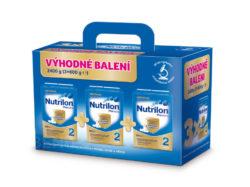 Nutrilon - Nutrilon 2 Pronutra 3x800g Výhodné balení