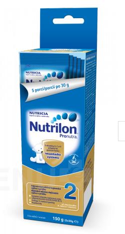 Nutrilon - Nutrilon 2 pronutra 5x30g