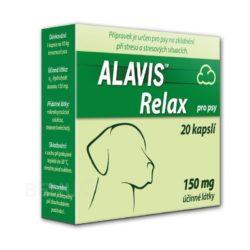 ALAVIS - ALAVIS RELAX pro psy cps.20