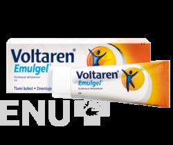 Voltaren - VOLTAREN EMULGEL 10MG/G gely 100G II