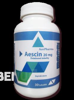 AcePharma - Aescin AcePharma 30x20mg