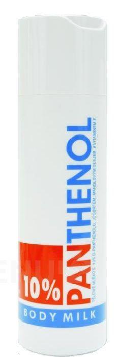 Panthenol - Panthenol mléko 10% s jogurtem 200ml