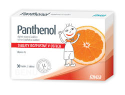 Favea - Panthenol tbl.30