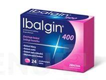 Ibalgin - IBALGIN 400 400MG potahované tablety 12