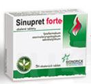 Sinupret - SINUPRET FORTE obalené tablety 20