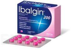 Ibalgin - IBALGIN 200 200MG potahované tablety 12