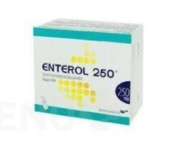 Enterol - ENTEROL 250MG tvrdé tobolky 30
