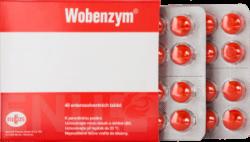 Wobenzym - WOBENZYM enterosolventní tableta 40 II