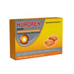 Nurofen - NUROFEN JUNIOR POMERANČ 100MG CPS MDM 12