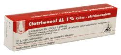 Clotrimazol - CLOTRIMAZOL AL 1% 0