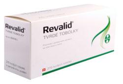 Revalid - REVALID tvrdé tobolky 270