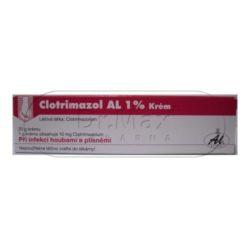 Clotrimazol AL 1% drm.crm.1x20g 1%