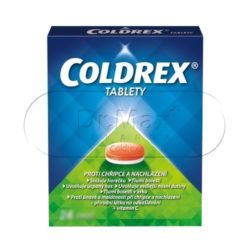 Coldrex tablety 12 tablet