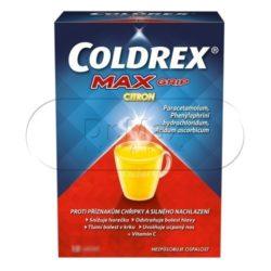 Coldrex Maxgrip Citron 5 sáčků