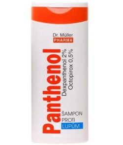 Dr.Müller Panthenol šampon proti lupům 250ml