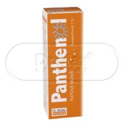 Dr.Müller Panthenol tělové mléko 7% 200ml