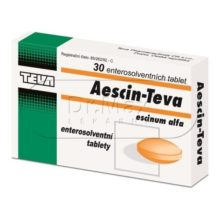 Aescin Teva  20 mg 30 tablet