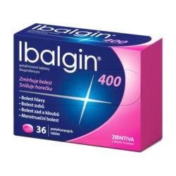 Ibalgin 400mg 36 tablet