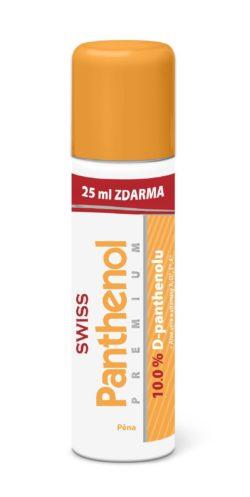 Swiss Panthenol PREMIUM 10 % pěna 125+25 ml