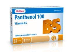 Dr.Max Panthenol 100 tbl.32