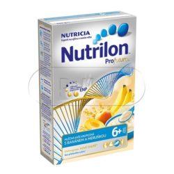 Nutrilon Profutura mléčná kaše banán meruňka 225g 6M